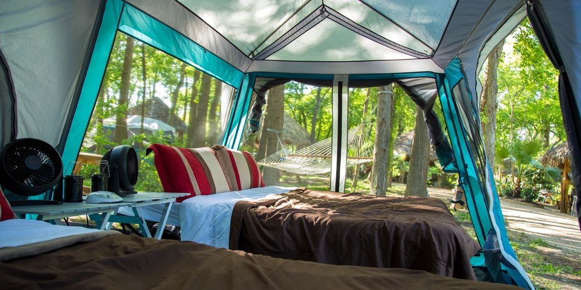 Glamping Son S Island