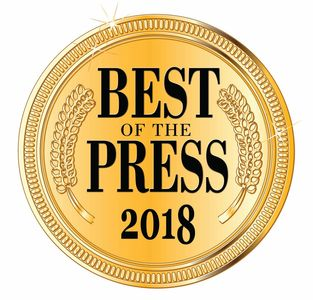 Voted Best of the Press every year since opening in 2015, our clients appreciate our unique style.