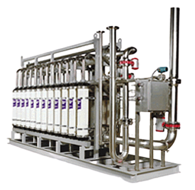 Industrial Ultrafiltration Systems