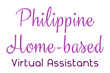 Philippine Homebased Virtual Assistants