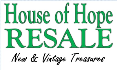 HOUSE of HOPE RESALE