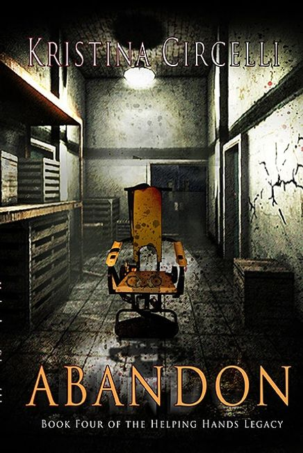 Book four Abandon, written by Kristina Circelli, published by Sage Words Publishing.