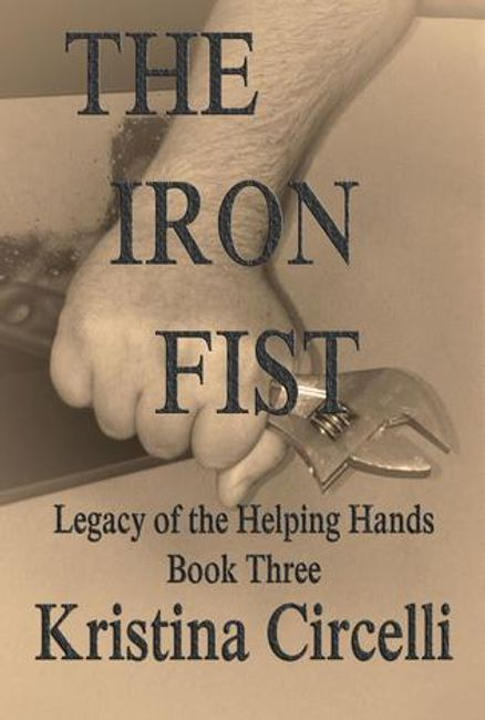 Book Three of the Helping Hand Series, Written by Kristine Circelli and published by Sage Words Publishing.