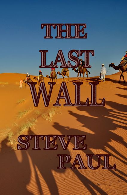 The fourth book was written by Steve Paul,  published by Sage Words Publishing. military thriller, terrorists, Sudan
