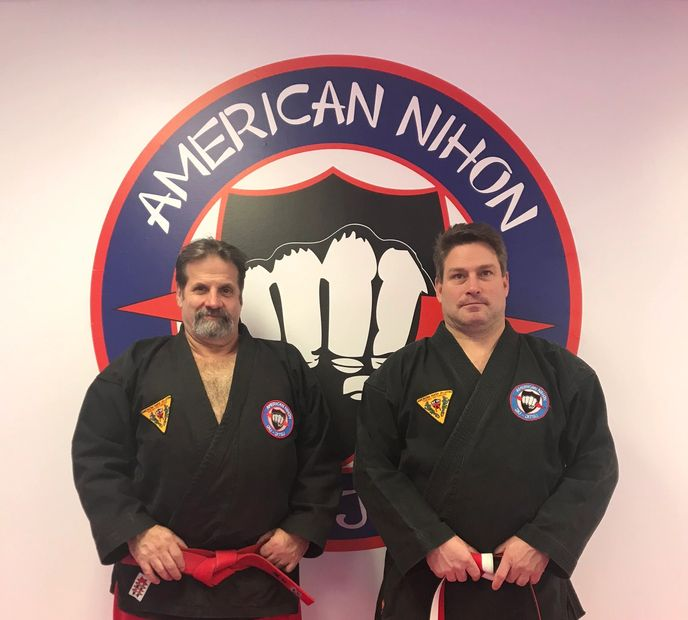 For more information contact us at : 631-923-3669 Or our website at: AmericanNihonJiu-Jitsu.com