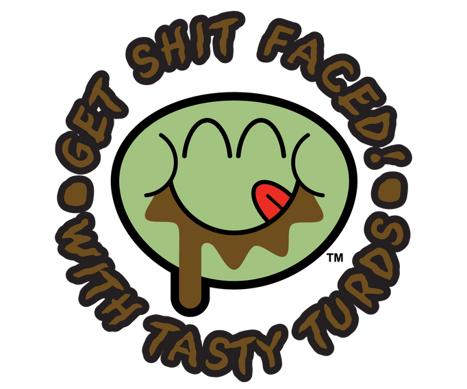 Tasty Turds Get Shit Faced