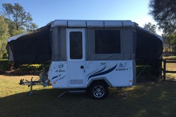 Jayco Swift Rental Brisbane