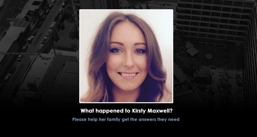 What happened to Kirsty Maxwell?