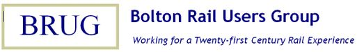 Bolton Rail Users Group