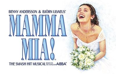 Theatre trip to Mama Mia in West End