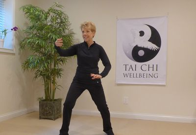 Christine Bhe, Tai Chi for Health and TaijiFit Instructor