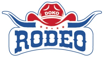 th ANNUAL BLYTHEWOOD  DOKO RODEO   MAY 31 - JUNE 1  2019
