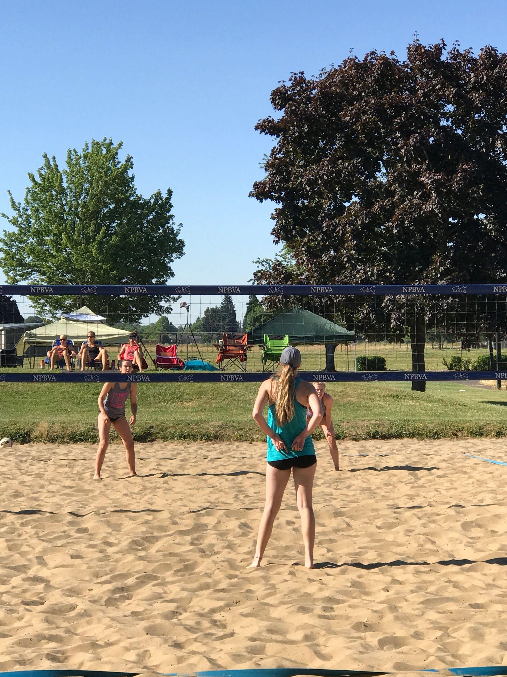oregon beach volleyball sand volleyball beach volleyball