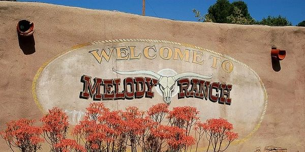 Melody Ranch Motion Picture Studio, Newhall, CA