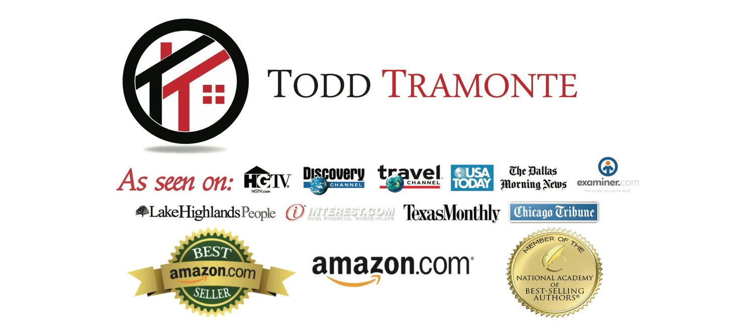 Todd Tramonte -featured in newspapers, magazines, radio, and television all across North America.