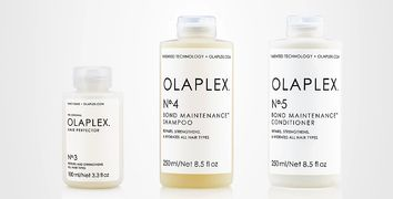 Olaplex 3, 4, 5 Shampoo and Conditioner