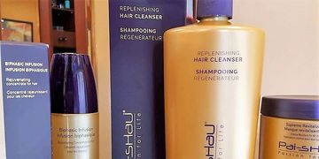 Pai Shau Hair Care Products with Signature Exotic Tea Complex for extreme Moisture