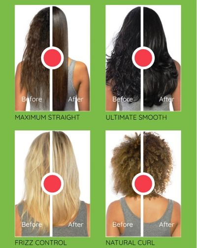 Keratin Complex Personalized Blow Out Same Day Keratin Treatment