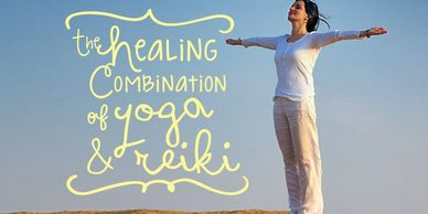 Required Reiki Trained any level. Yoga Alliance Continuing Education YACEP® provider. CEU Approved