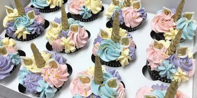 Design Me A Cupcake, Cambridge, Ontario, Guelph, Kitchener, Waterloo Custom Cupcakes for Children