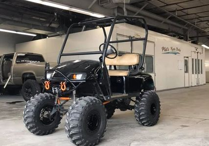 GOLF CARTS MODIFIED AUSTIN FEHLER