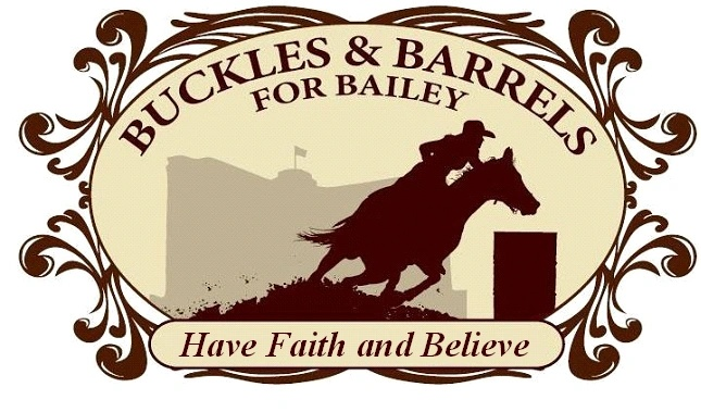 Buckles and Barrels for Bailey