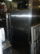 EVEREST ONE DOOR FREEZER, STAINLESS STEEL INSIDE OUT, 115 VOLTS, ON WHEELS,  $ 899.99