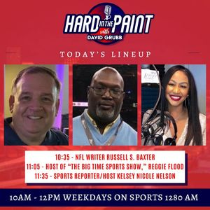"Kelsey Nicole Nelson joins ""Hard in the Paint"" with David Grubb on Sports 1280 to discuss sports."