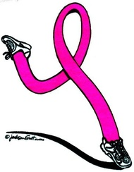 Pink Ribbon Running