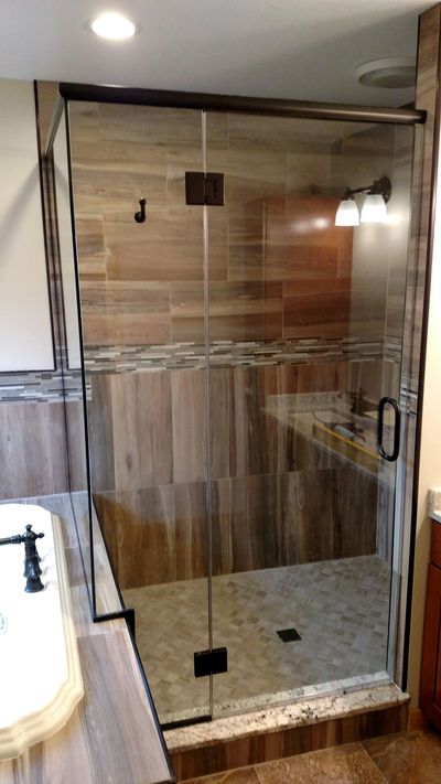 Customize your very own shower enclosure.