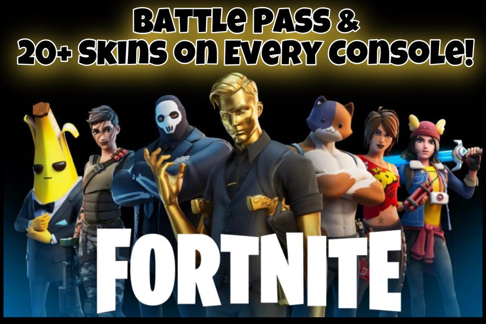 Fortnite Gaming Party