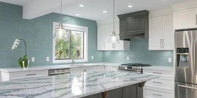South Surrey Southmere Kitchen Interior Design Sue Womersley Decorata Design
