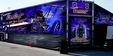COMPANY VEHICLE WRAPS, TENTS, EVENT BANNERS, SIGNS, DECALS, CLOTHING