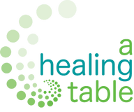 a healing table
