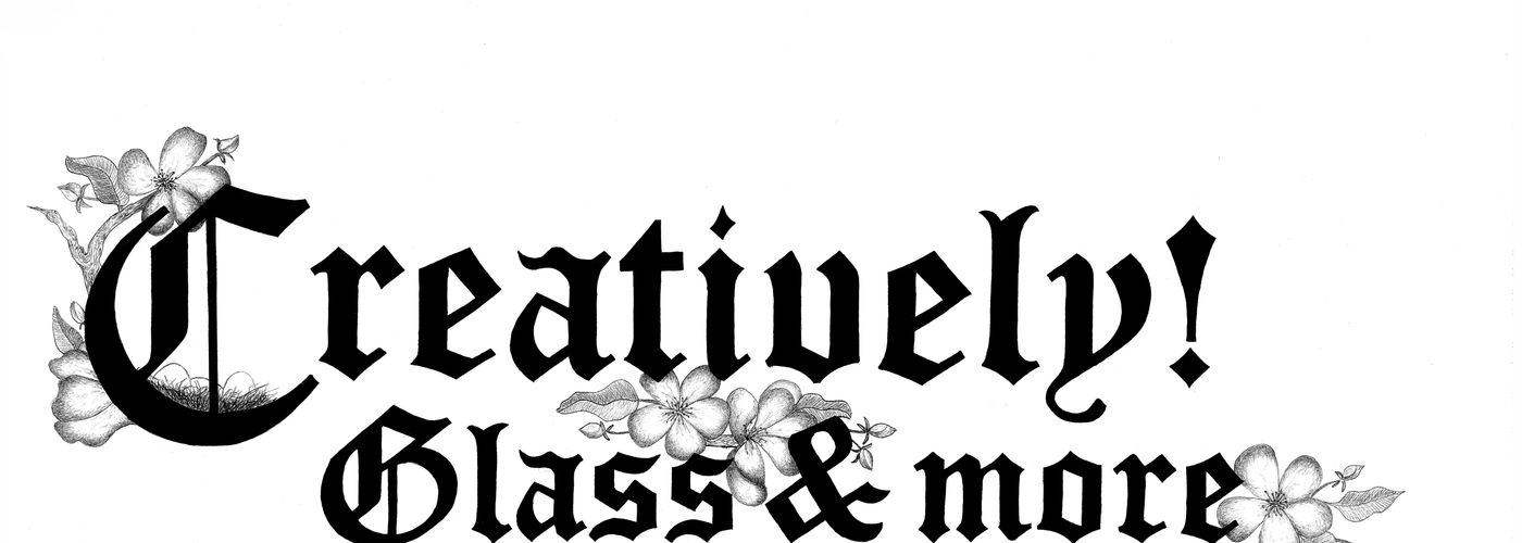 Creatively Glass & more llc Logo