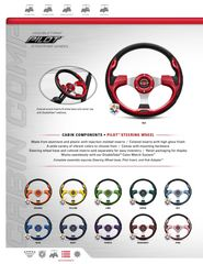 double take steering wheel