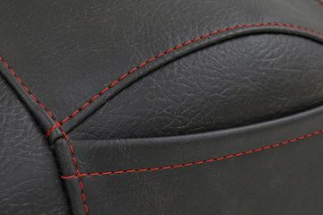 golf cart seat stitching