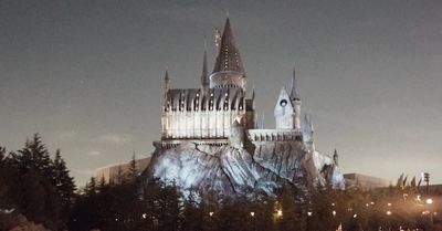 The World of Harry Potter at Universal's Theme Park are one of the most popular attractions.