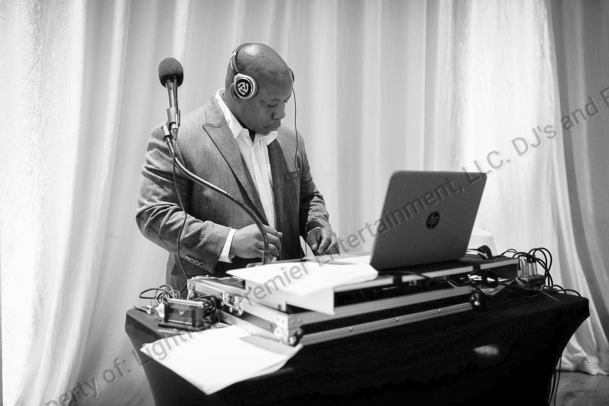 DJ Lightfoot Miami Wedding Reception DJ Boca Raton