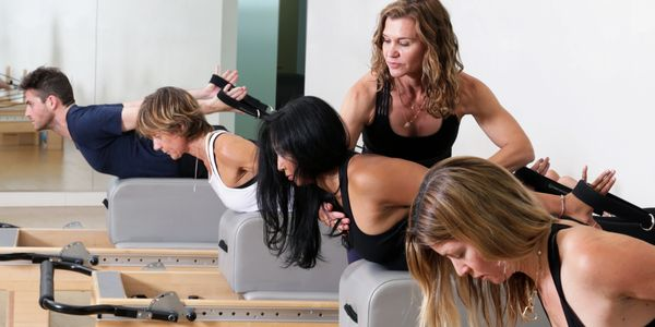 Maria Leone- Over 25 years of Experience in teaching Pilates and instructors.