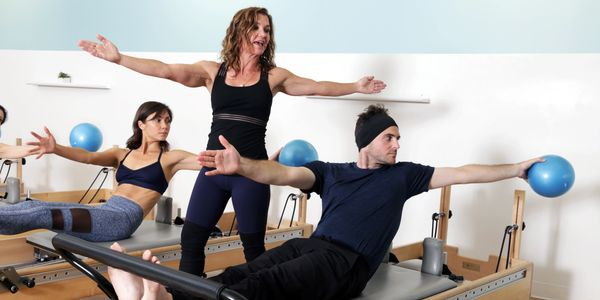 Bodyline Pilates group pilates classes in Beverly Hills, California