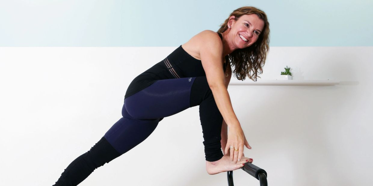 Maria Leone- Pilates master instructor. Become a pilates instructor today!