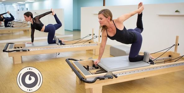 Balanced Body Master Instructor Maria Leone for pilates.com