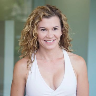 Pilates Master Instructor and Owner of Bodyline Pilates in Beverly Hills, Maria Leone