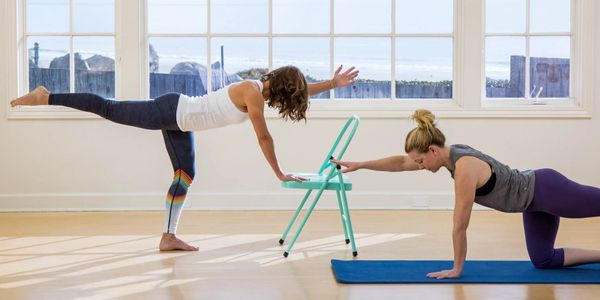 Master Instructor Maria Leone for Pilates Anytime in Malibu Beach California