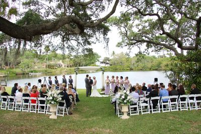 Waterfront Wedding in Sarasota