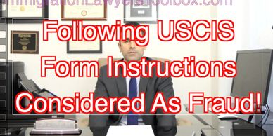 USCIS Accusing you of fraud of following their instructions! Don't mark N/A!