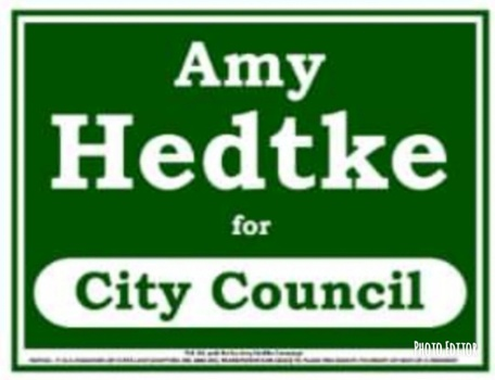 Amy Hedtke for Waxahachie City Council