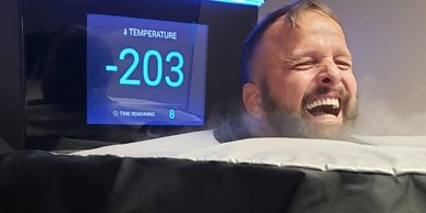 Whole body Cryotherapy for Veterans