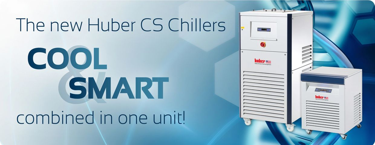 To maximum your ethanol extraction  smart chill is a must. Huber brings the chill Factor